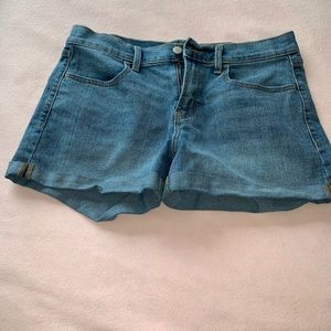OLD NAVY Size 8 Jean Shorts